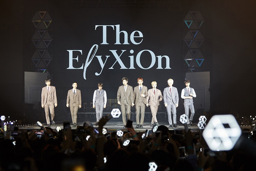 EXO Planet สุดยอดคอนเสิร์ตเอนเตอร์เทรนเม้น