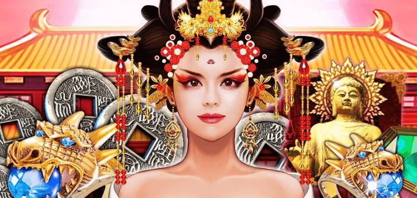 เกมสล็อต Empress Regnant กับความยิ่งใหญ่ของจักรพรรดินี